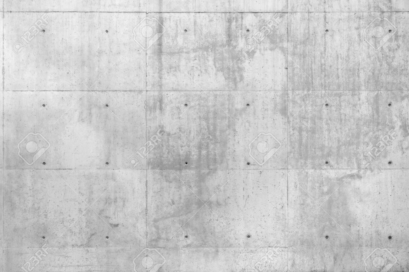 Beton Wall Raw Gray Concrete Beton Wall As Full Frame Background