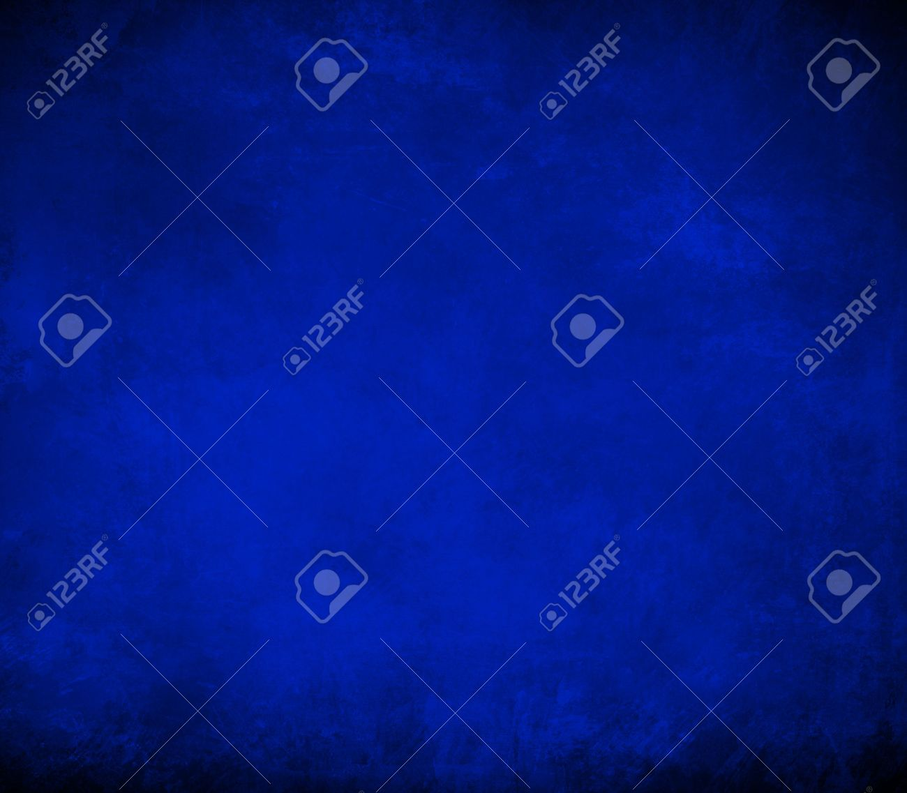 Cool Blue Paint Royal Blue Background Black Border Cool Blue Color Background