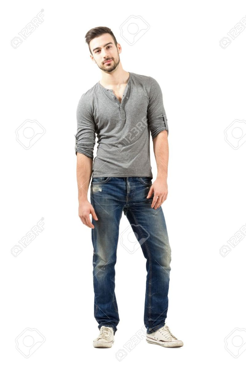Large Of Male Model Poses