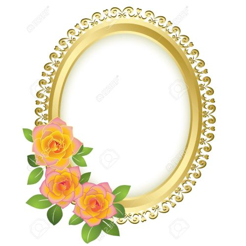 Medium Crop Of Oval Picture Frames