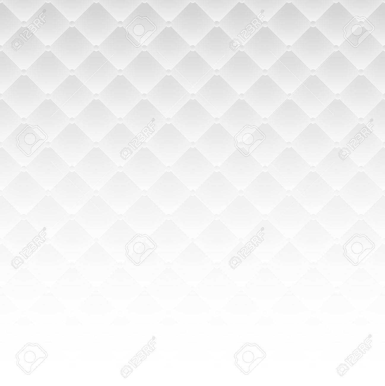 Sofa Texture Vector White Square Luxury Pattern Sofa Texture Background Vector
