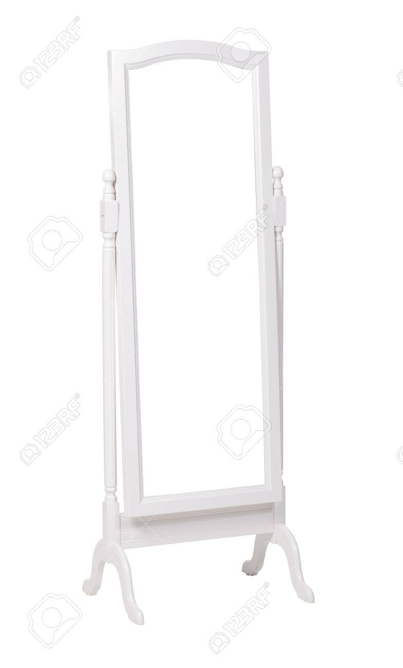 Standing Mirror Full Length Dressing Mirror On Stand Folding Free Standing Mirror