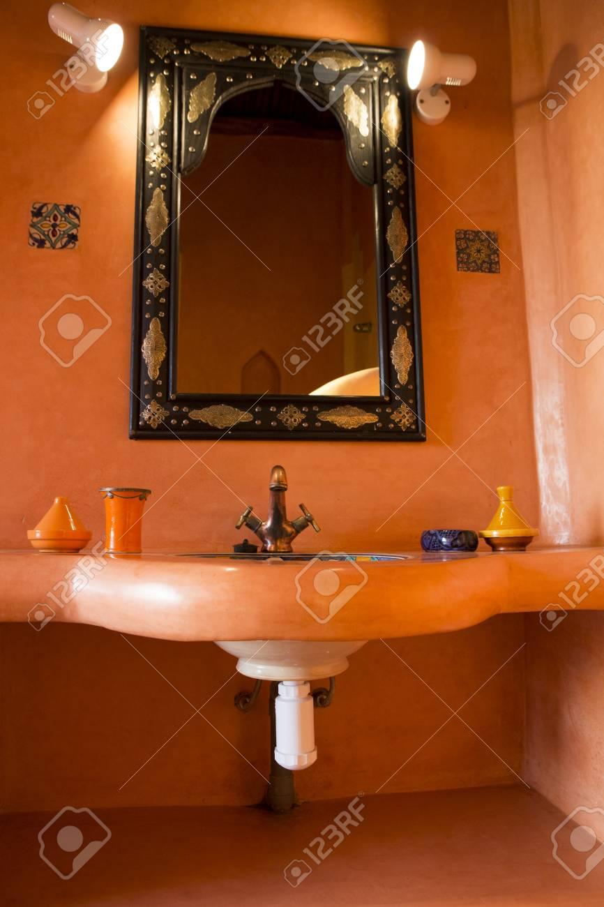 Salle De Bain Maroc | Salle De Bains Marocaine Nos Inspirations ...