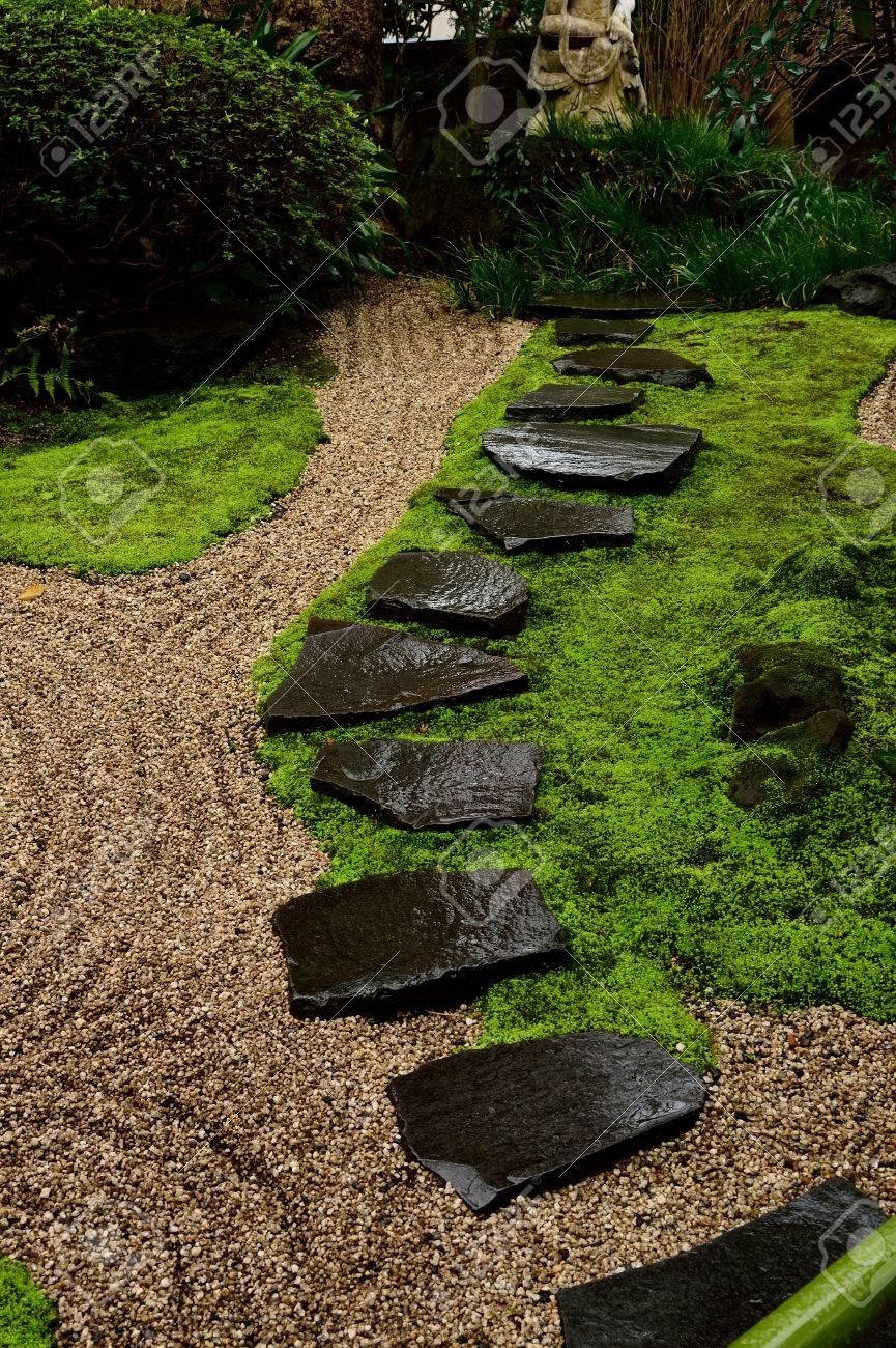 Gravier Jardin Japonais | Jardin Japonais Comment Faire Un Jardin ...