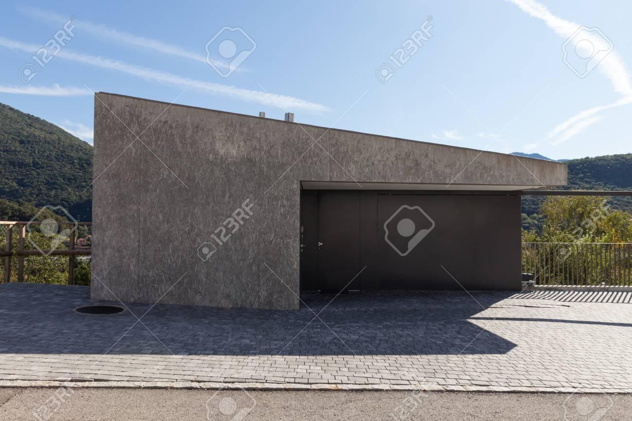 Maison Moderne Carré | Louis Carré Residence Living Area Informal ...