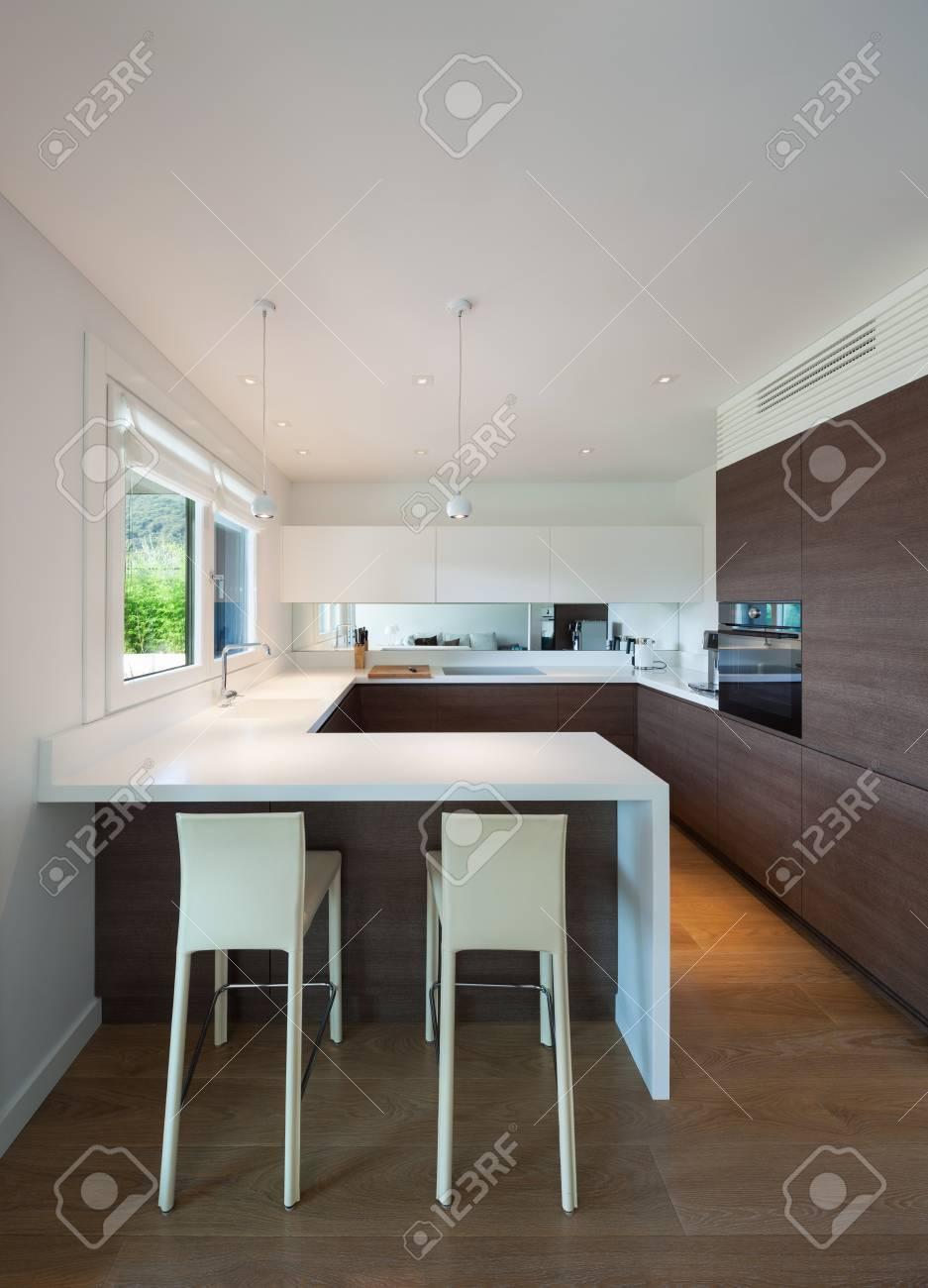 Interieur Cuisine Moderne | Grand Design Intérieur Cuisine Moderne