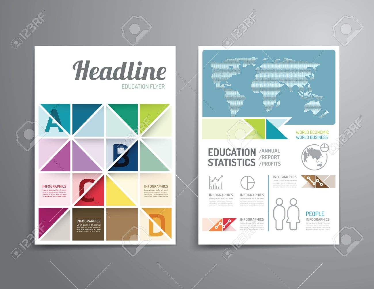Poster design template free - Download