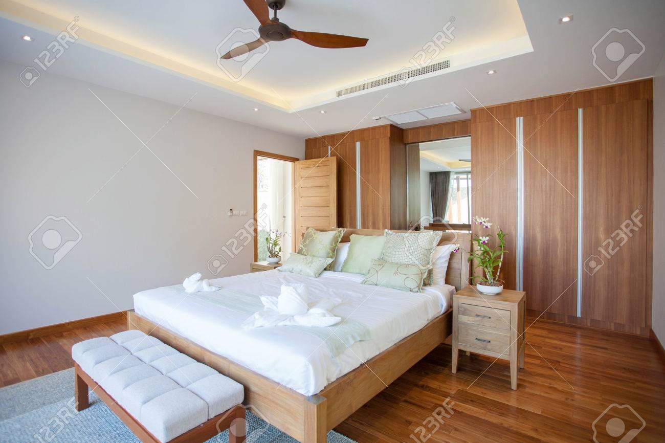 Luxus Villa Schlafzimmer