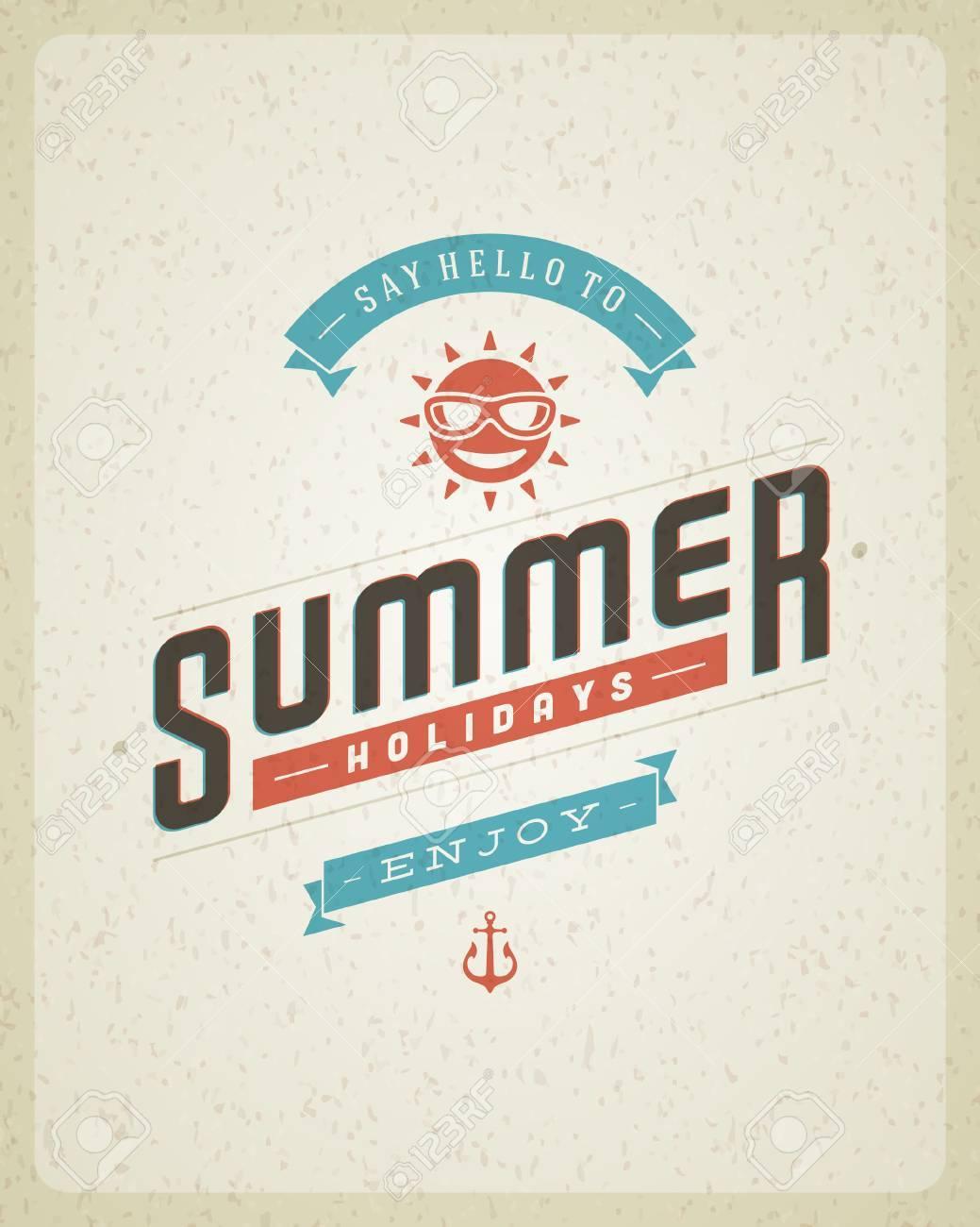 Poster design typography - Download