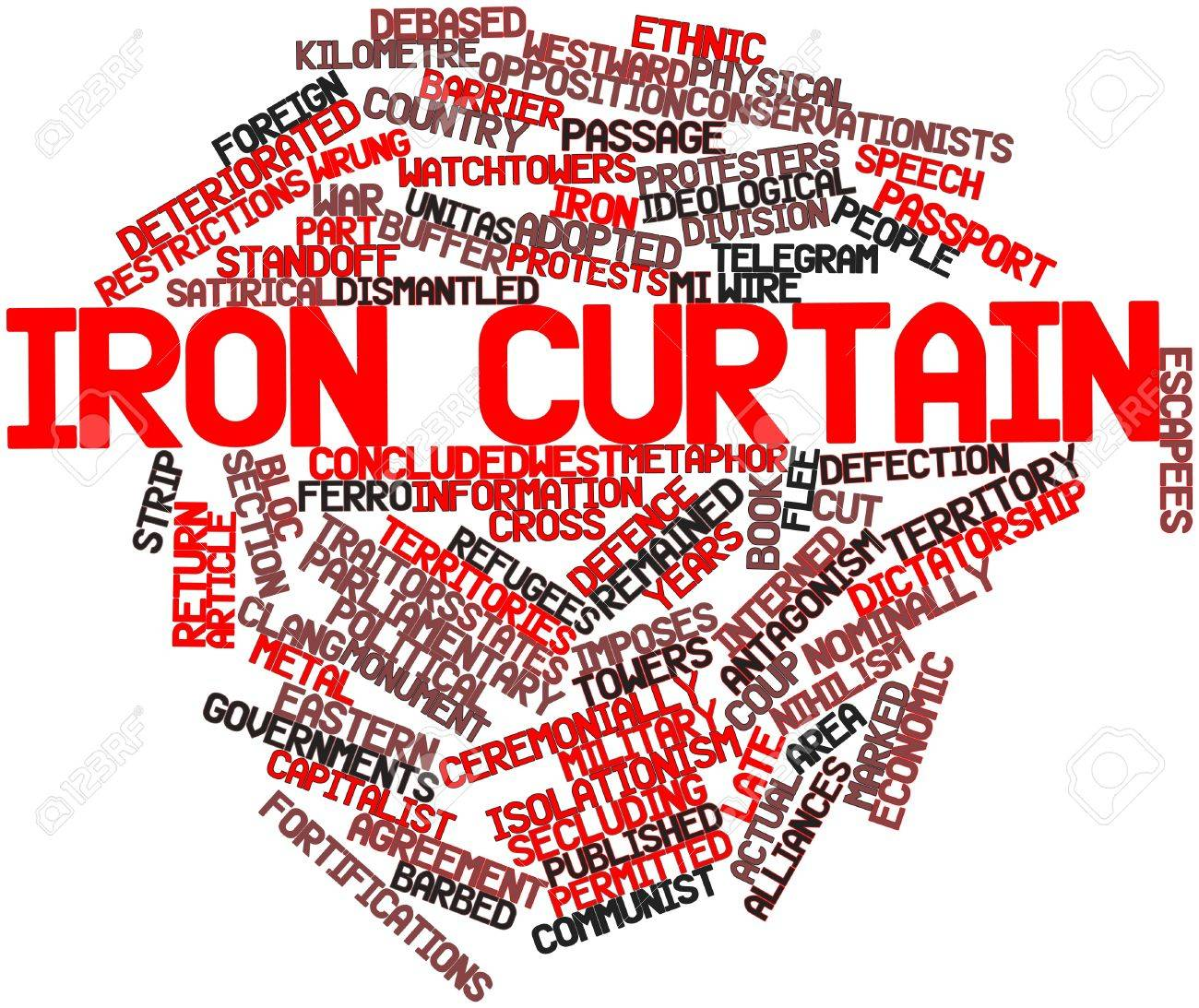 Churchill iron curtain speech cartoon - Text Of Iron Curtain Speech Download