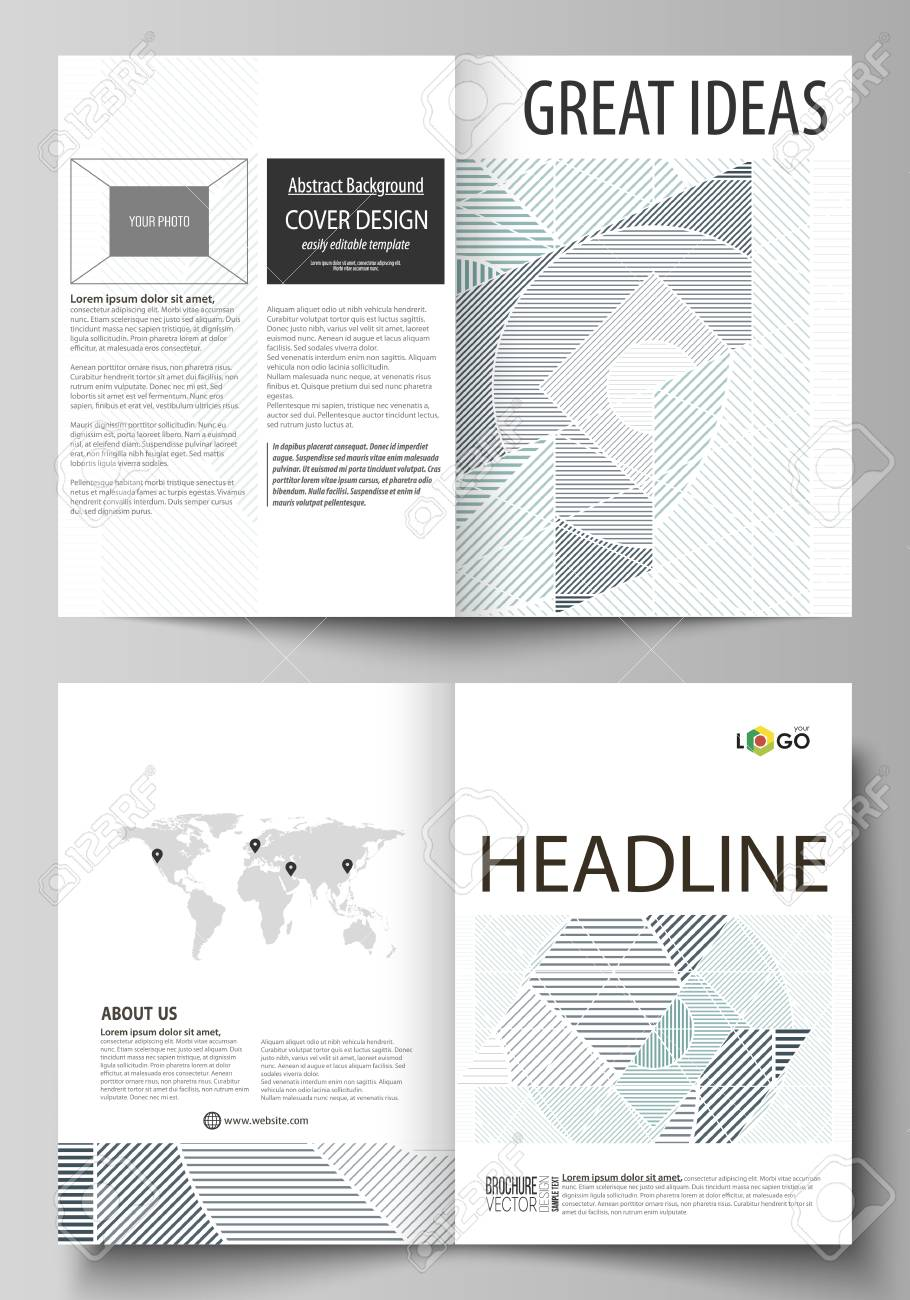 Ra T Vel Business Templates For Bi Fold Brochure Magazine Flyer Booklet