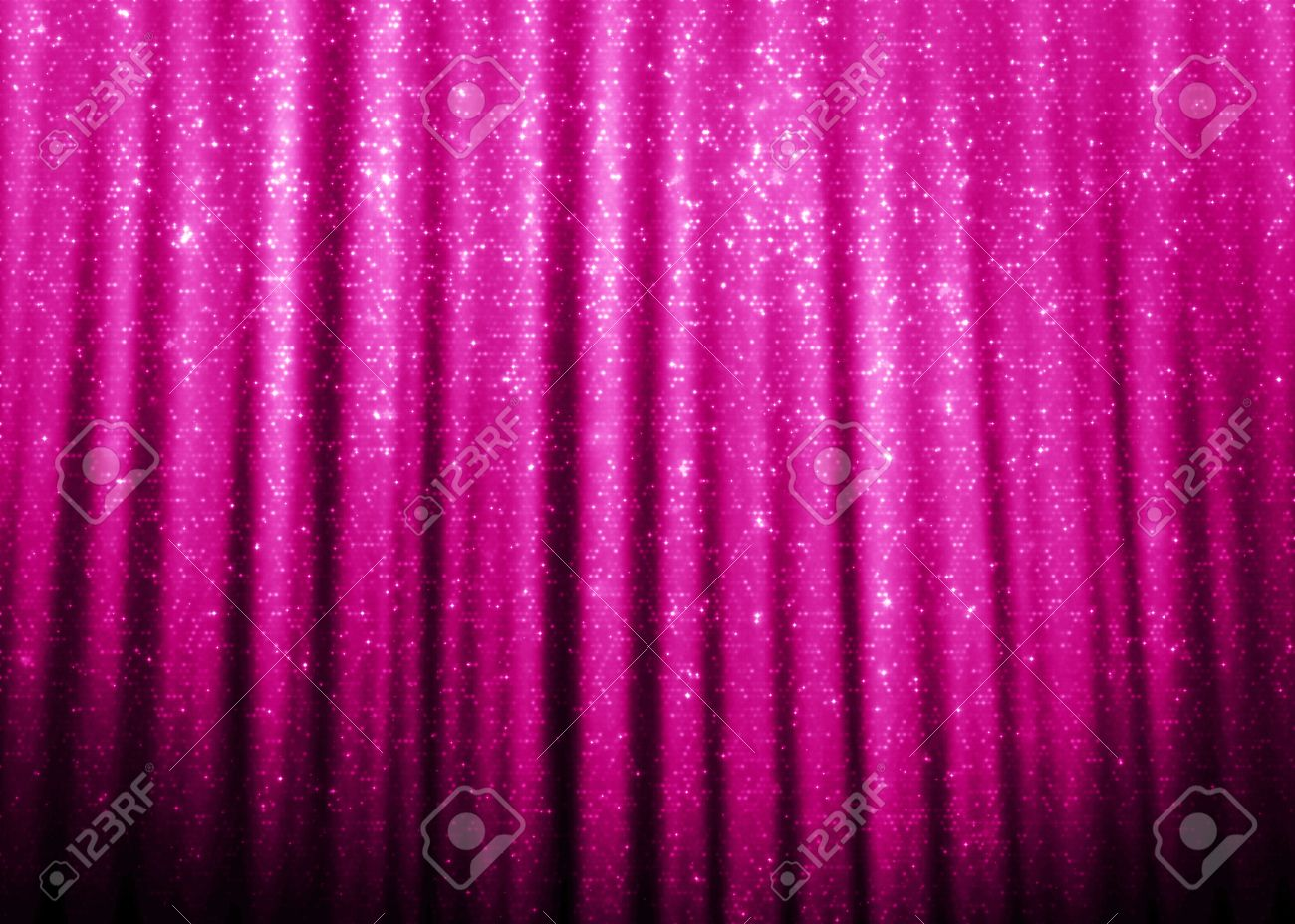 Pink Sequin Curtains Pink Sparkle Glitter Curtains Background