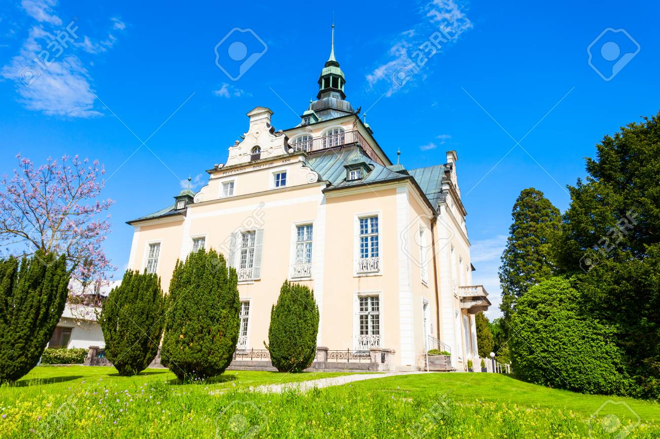 Villa Toscana Gmunden Villa Toscana Congress Or Kongresshaus Toscana Is A Castle