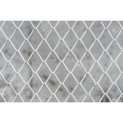 Small Crop Of Wire Mesh Fence