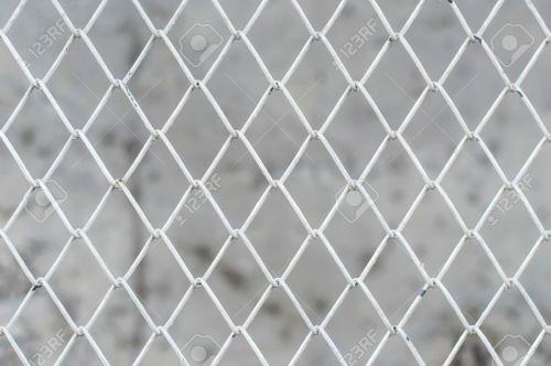 Medium Of Wire Mesh Fence