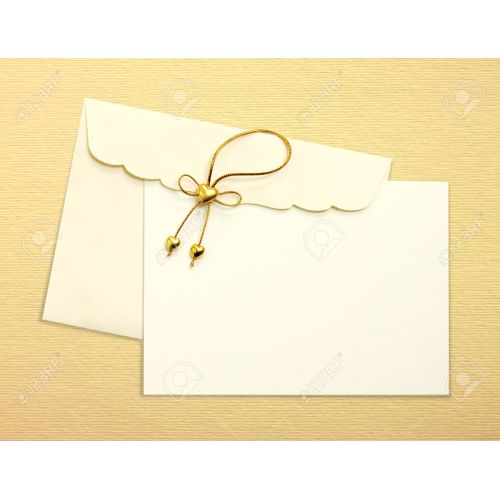 Medium Crop Of Wedding Invitation Envelopes