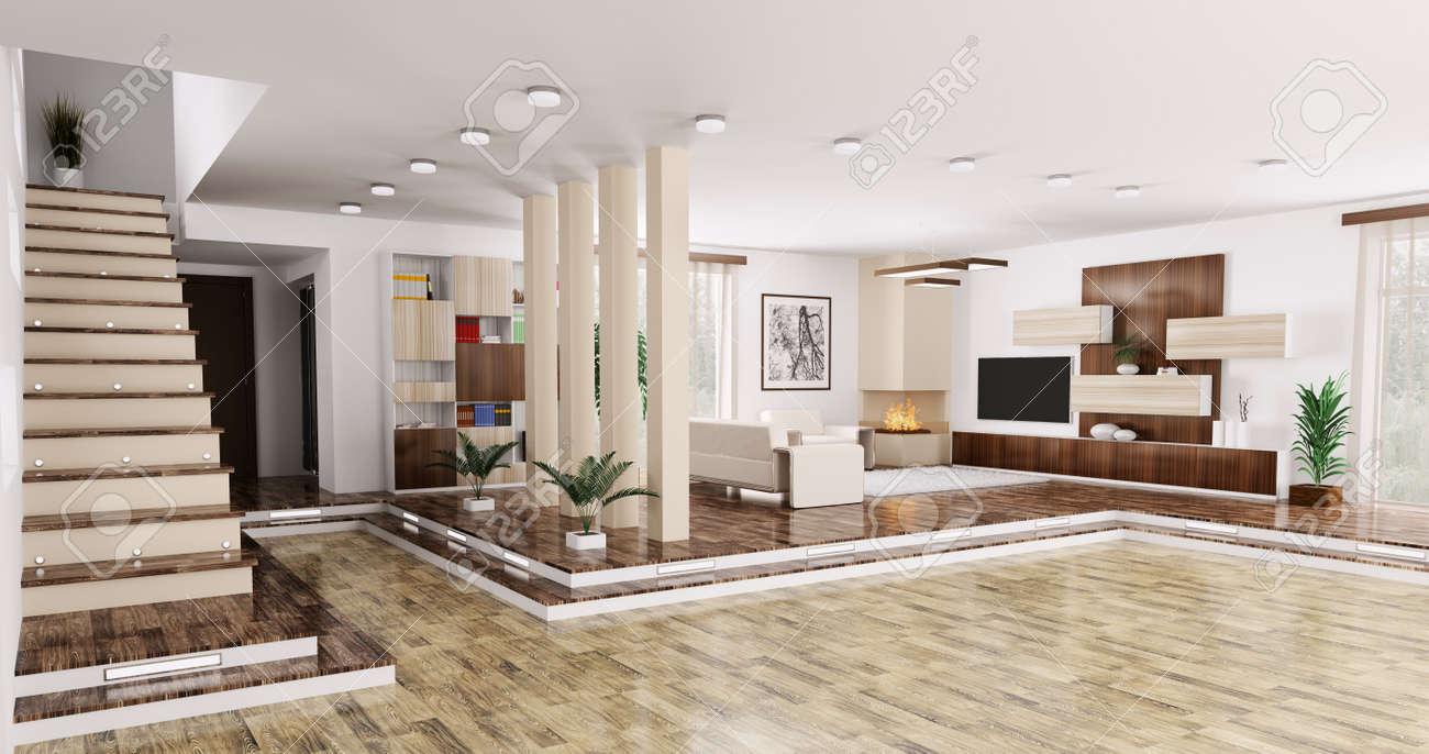 Salon Appartement