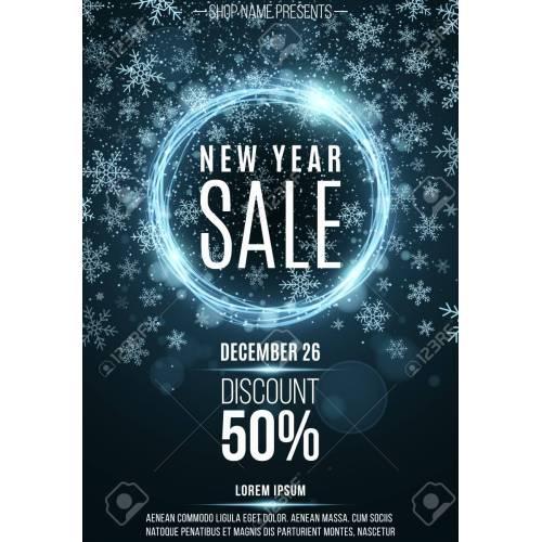 Medium Crop Of New Years Sale