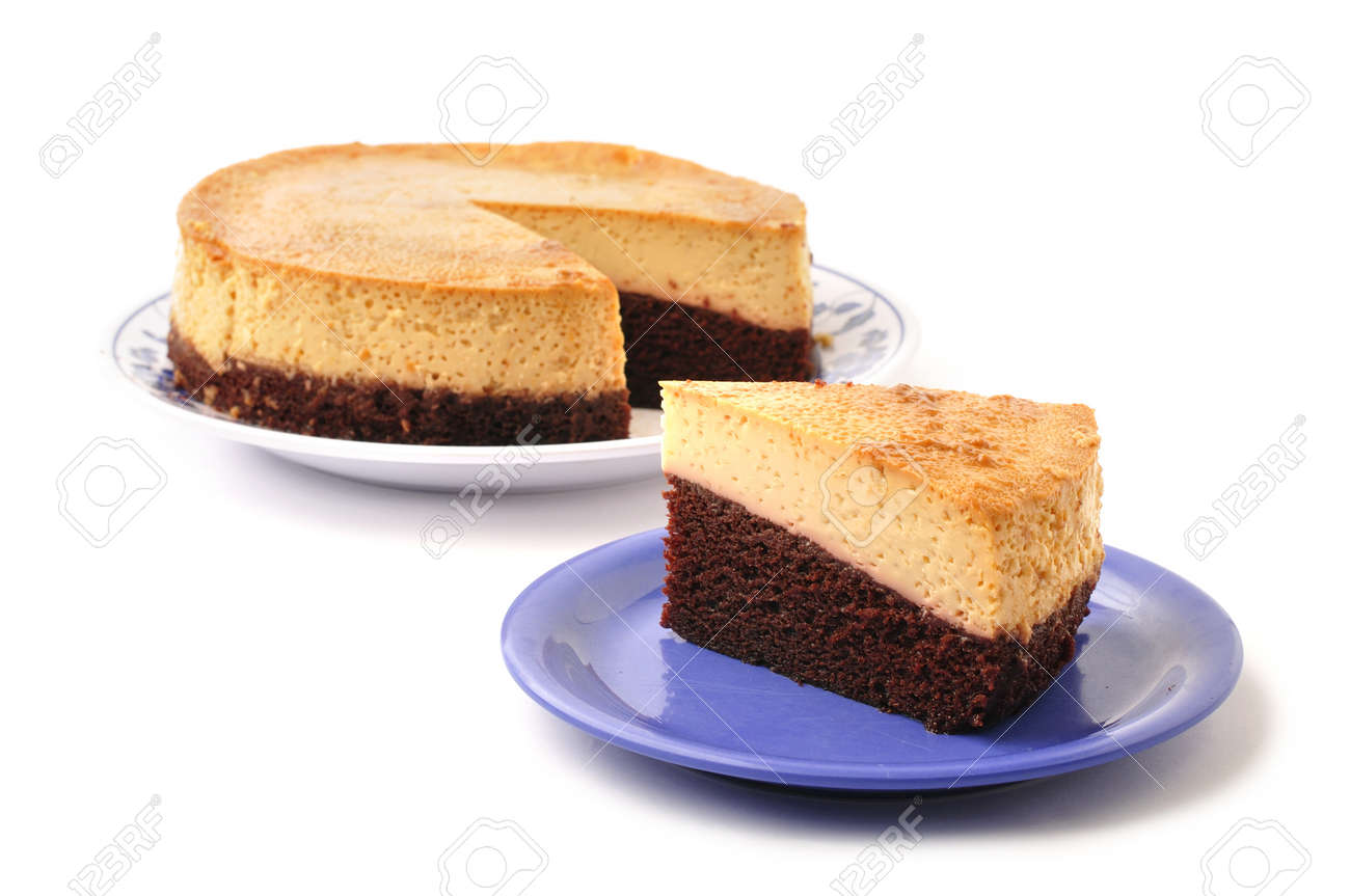 Mexikanischer Kuchen Stock Photo