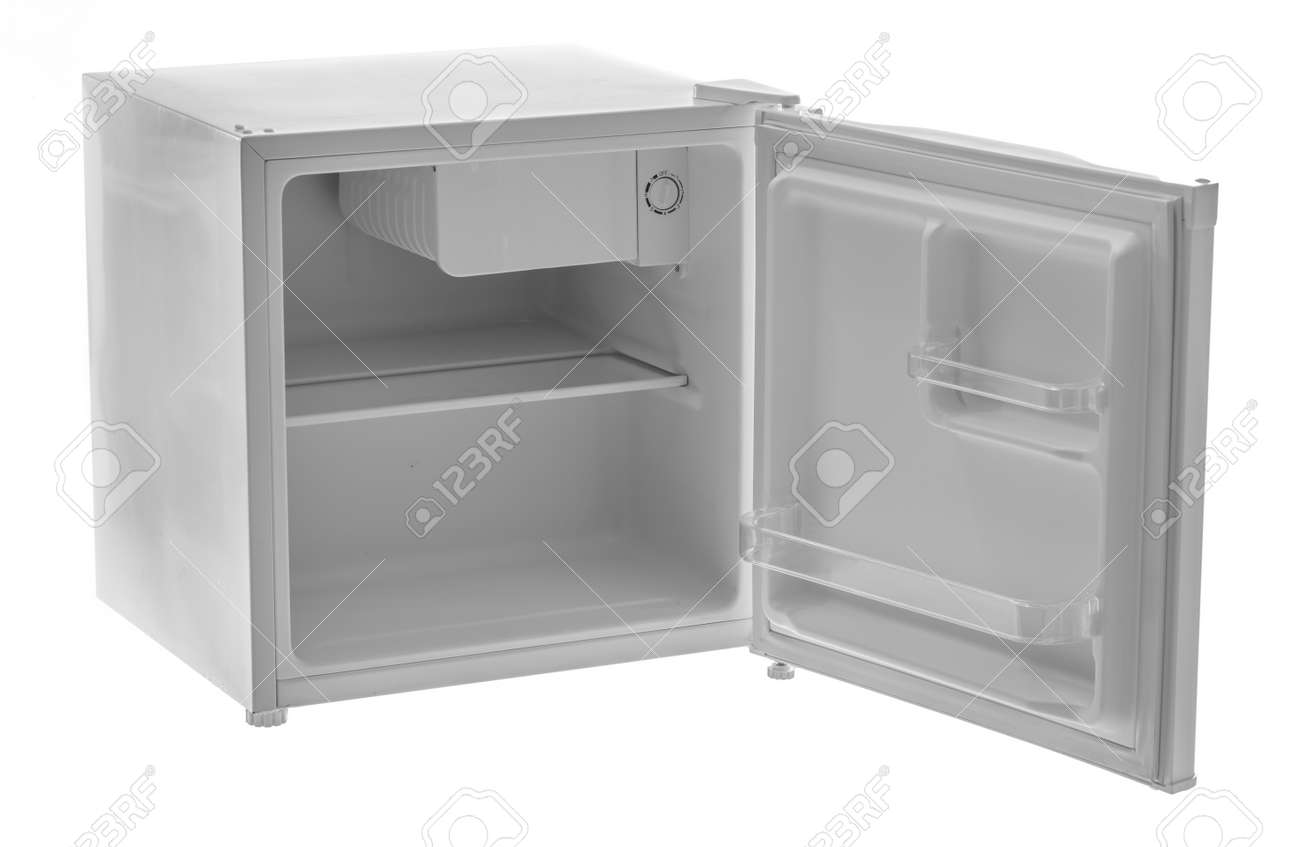 Kühlschrank Mini Stock Photo