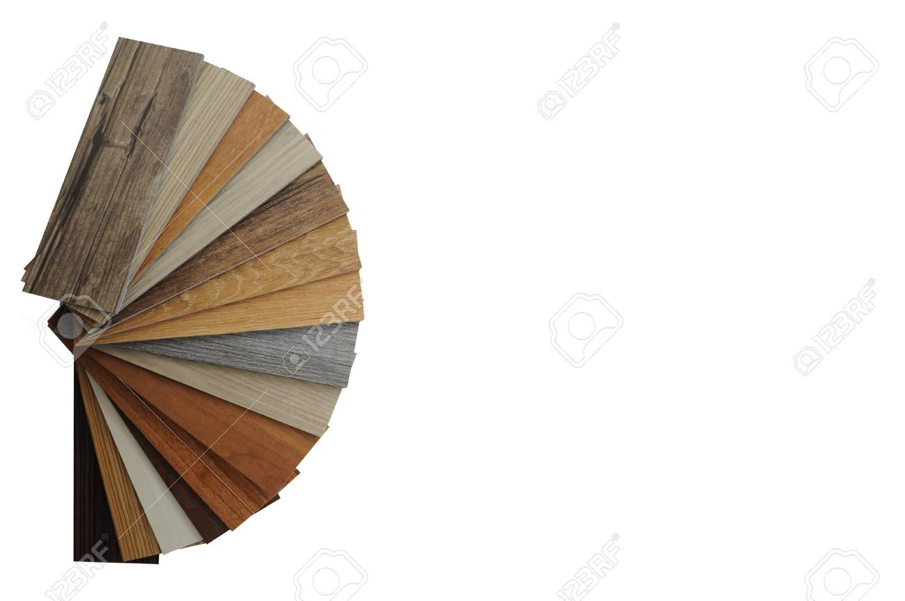 Laminat Vinyl Stock Photo