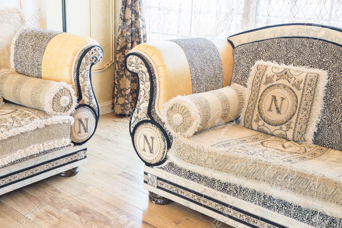 Decoration Interieur Salon Classique | Full Coucher Decoration ...