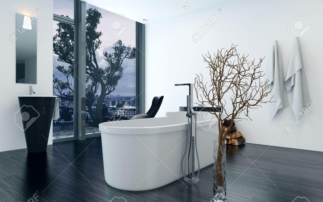 Design D Interieur De Salle De Bain Style
