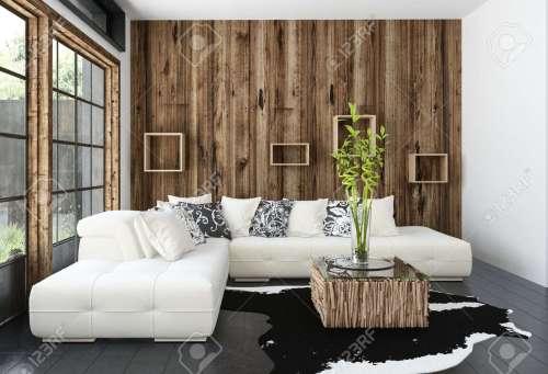 Medium Of Modern Cozy Living Room