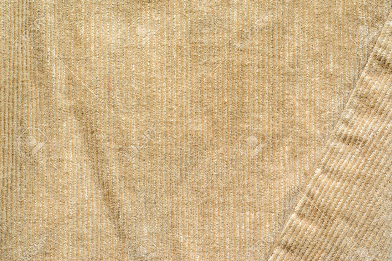 Texture Of Beige Velvet Clothes With Stitches Seams On Cloth Stock Photo Picture And Royalty Free Image Image 107168441