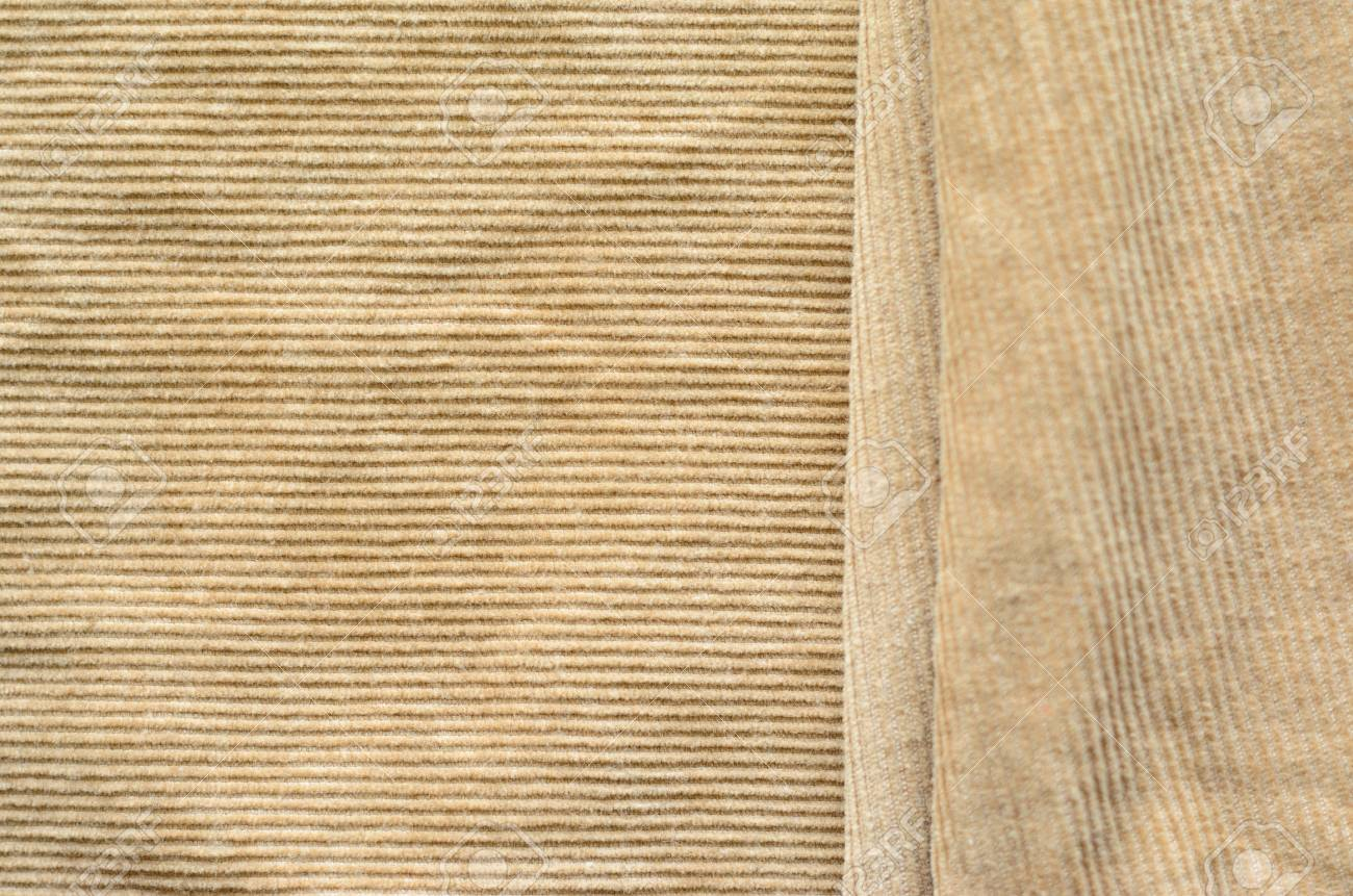 Texture Of Beige Velvet Clothes Geometric Pattern Neatly Stacked Stock Photo Picture And Royalty Free Image Image 107168502