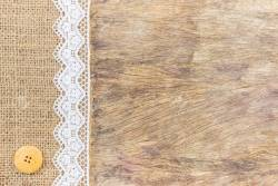 Cordial Burlap Texture Lace On Wooden Table Background Design Lace On Wooden Table Background Design Forbackground Stock Photo Burlap Texture