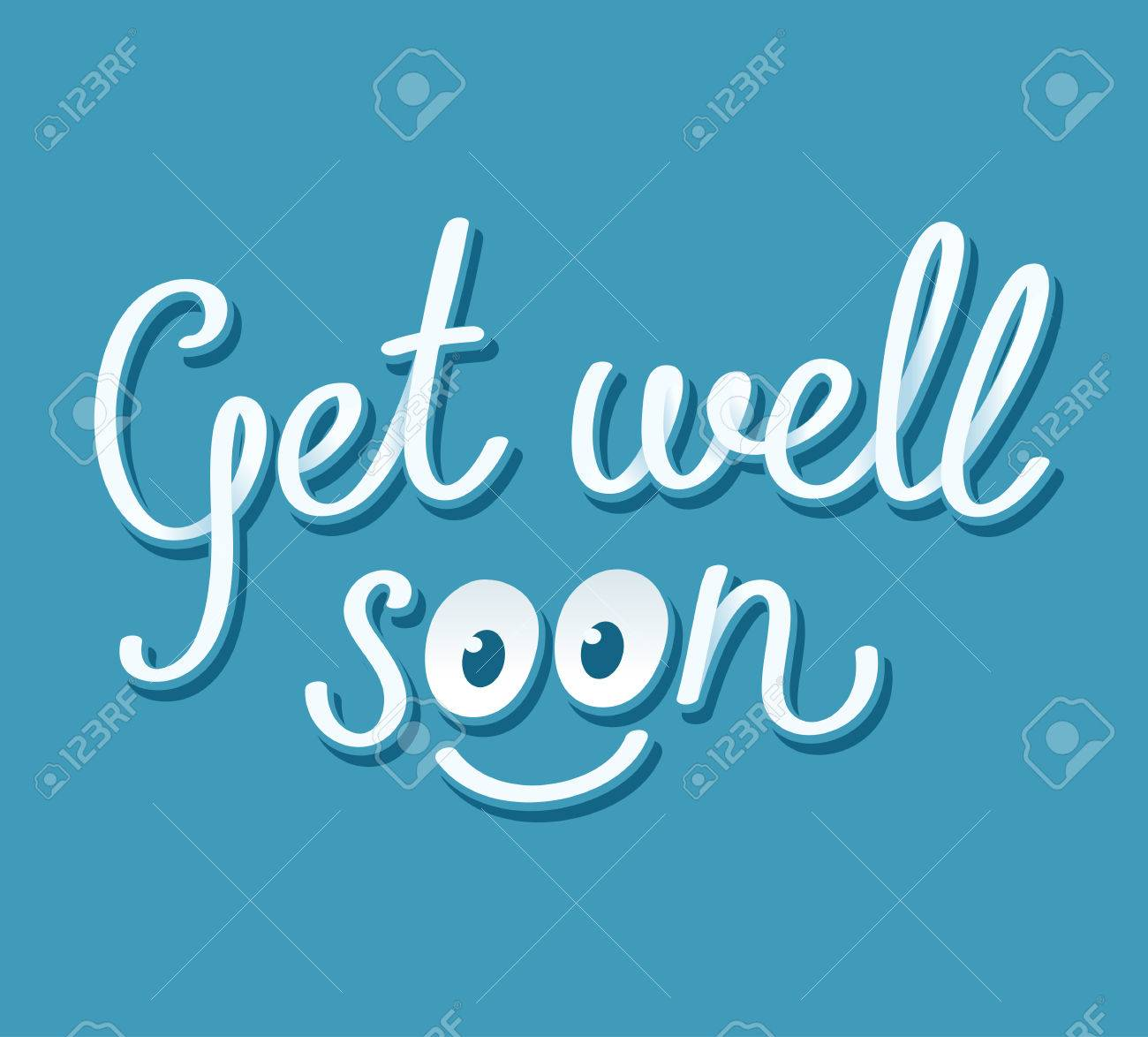 Startling Get Well Soon Handwritten Card Smiley Vector Get Well Soon Quotes After Surgery Get Well Soon Quotes Smiley Vector Vector Get Well Soon Handwritten Card cards Get Well Soon Cute