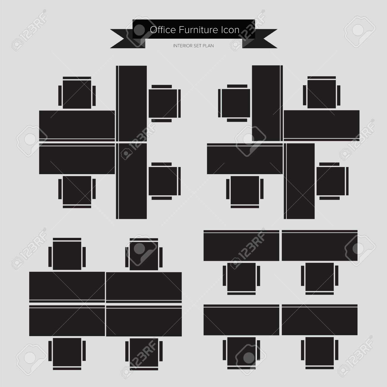 Office furniture top view - Modern Furniture Top View Garden Furniture Top View Psd Top View Chair Vectors Google Search