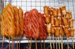Small Of Fried Hot Dogs