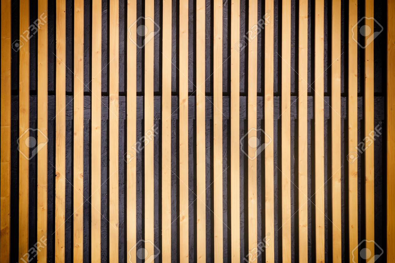 Vertical Wood Slat Wall Wall Of Thin Wooden Slats Vertical Parallel Plates Background