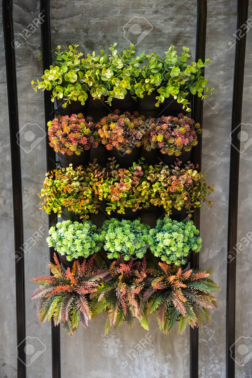 Decoration Jardin Terre Cuite | Fabriquez Une étagère Déco Pour Le ...