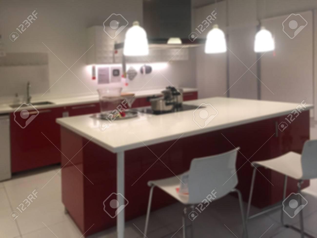 Décoration Pour Cuisine Moderne | Idee Deco Salon Salle Manger ...