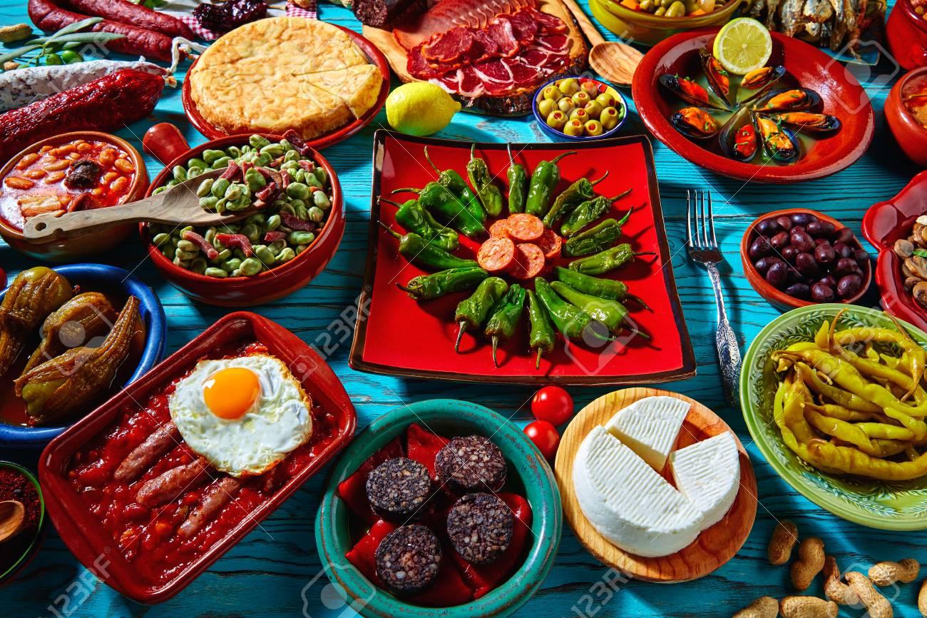 Spanische Küche Rezepte Tapas   Spanisches Omelette Mit Schinken ...