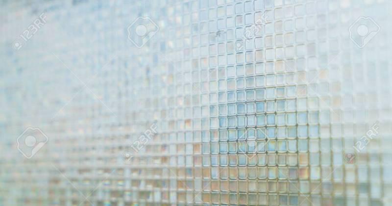 Large Of Blue Glass Tile