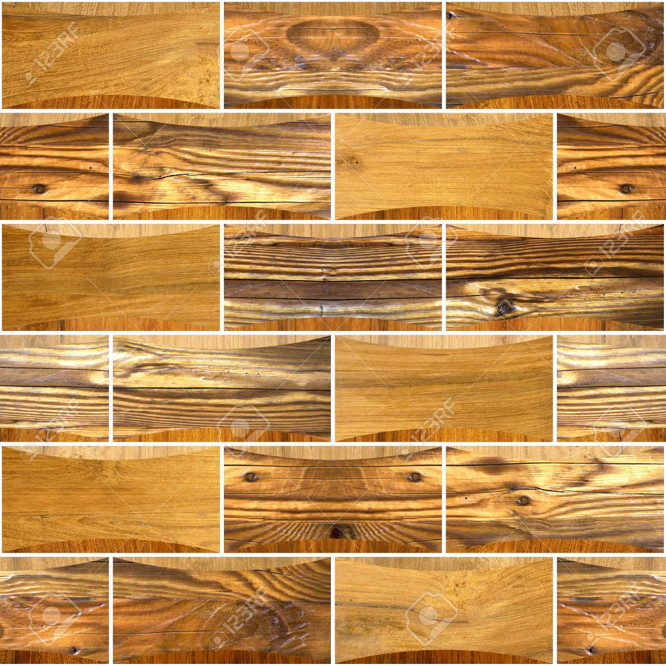 Wall Decor Wooden Decorative Wooden Bricks Interior Wall Decoration Abstract