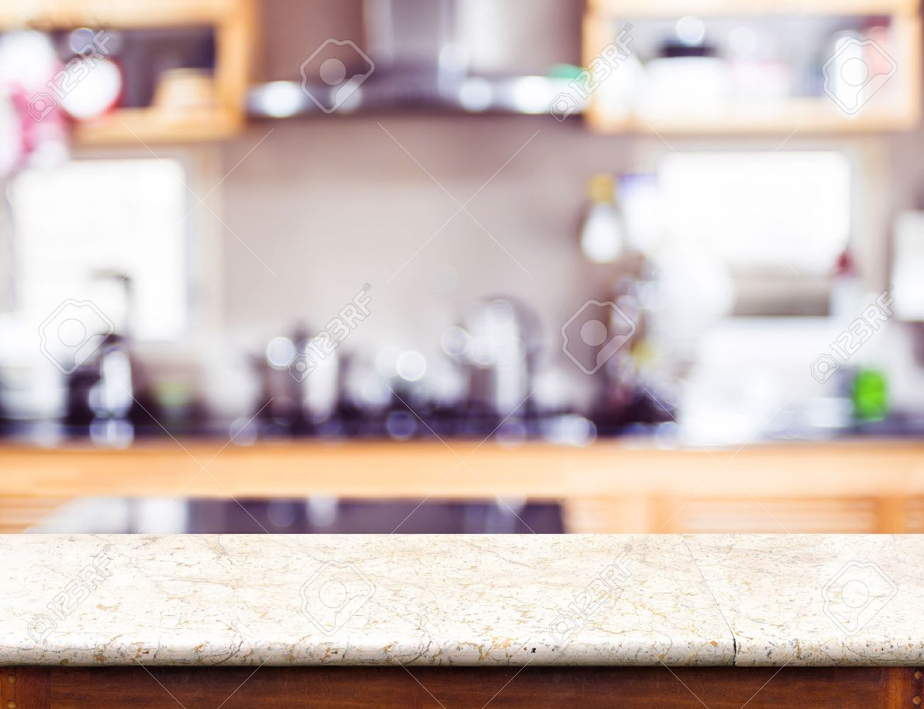 Kitchen Table Top Background restaurant table top background
