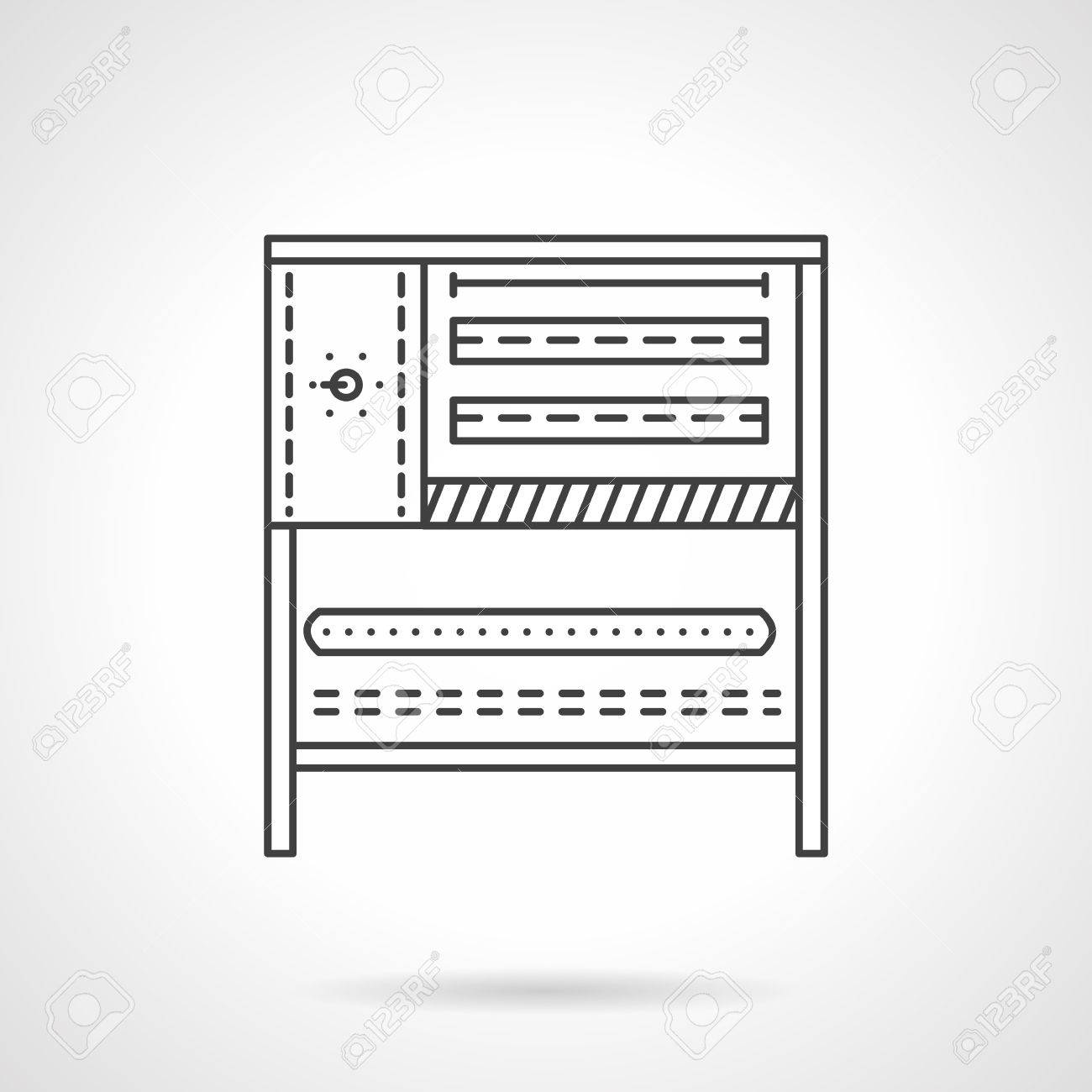 Commercial Kitchen Design App Free Bakery Equipment Oven And Stove Commercial Kitchen Vector