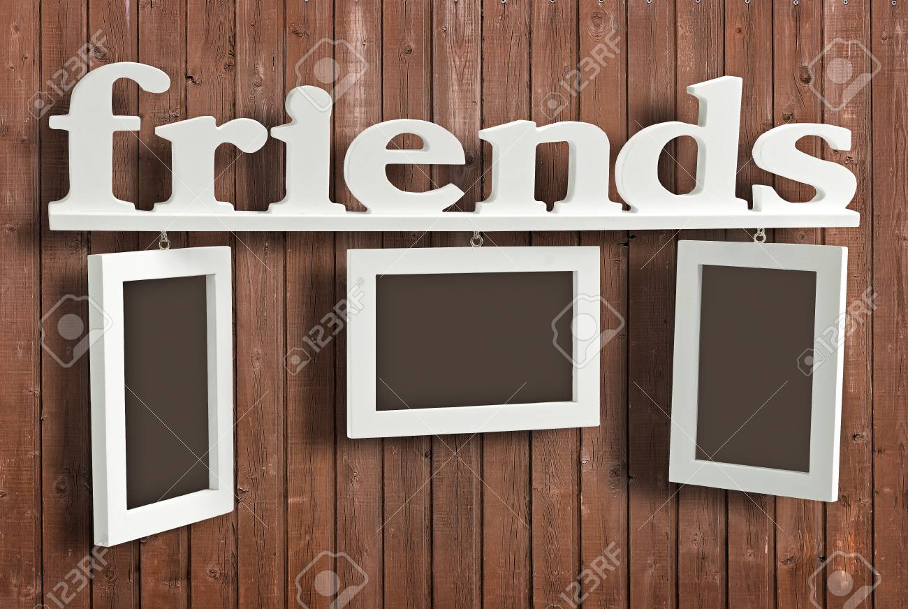 Fullsize Of Friends Picture Frame