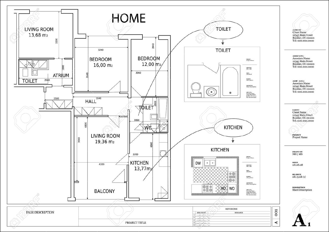 House Plan Drawing Architectural Drawing House Plan