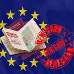 Denegación de visados. Recursos de reposición.