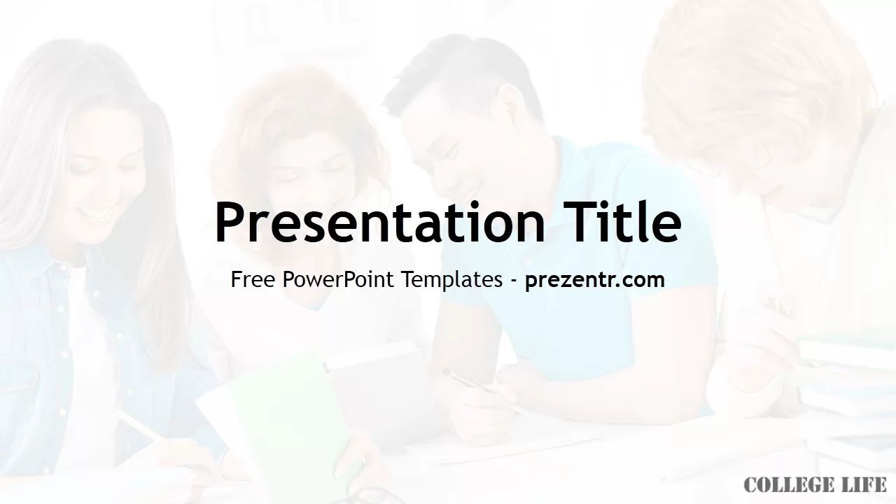 powerpoint template for education