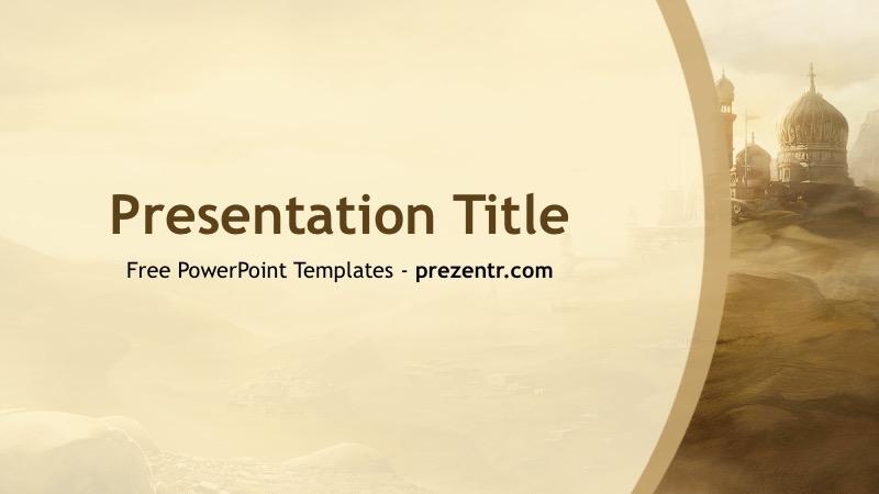 Free Ancient PowerPoint Template - Prezentr PPT Templates