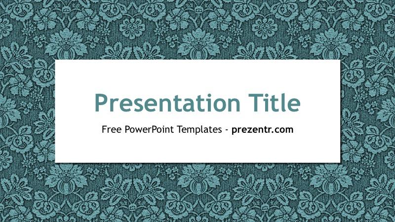 Free Vintage PowerPoint Template - Prezentr PPT Templates