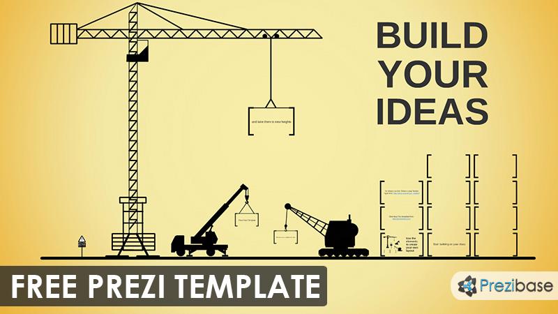 Build Your Ideas Prezi Template Prezibase
