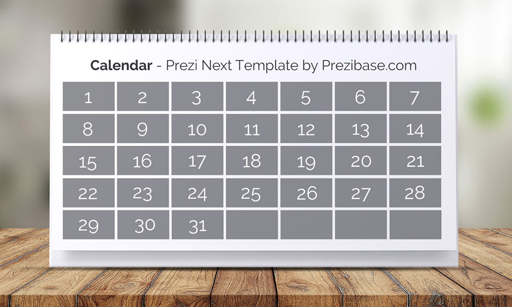 Timeline Prezi Templates Prezibase - calendar timeline template